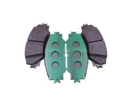 Brake Disc Pads Genuine Prado 120 04465-35290 GN
